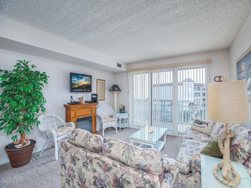 9905 Seapointe Blvd, Wildwood Crest Unit: 414 Floor: 4