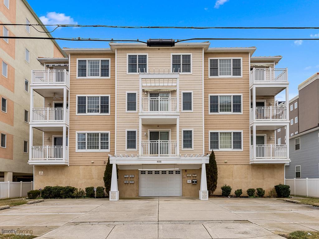 405 E Atlanta Ave, Wildwood Crest Unit: 202 Floor: 2nd