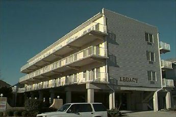 715 Plymouth Place, Ocean City Unit: 302 Floor: 3rd