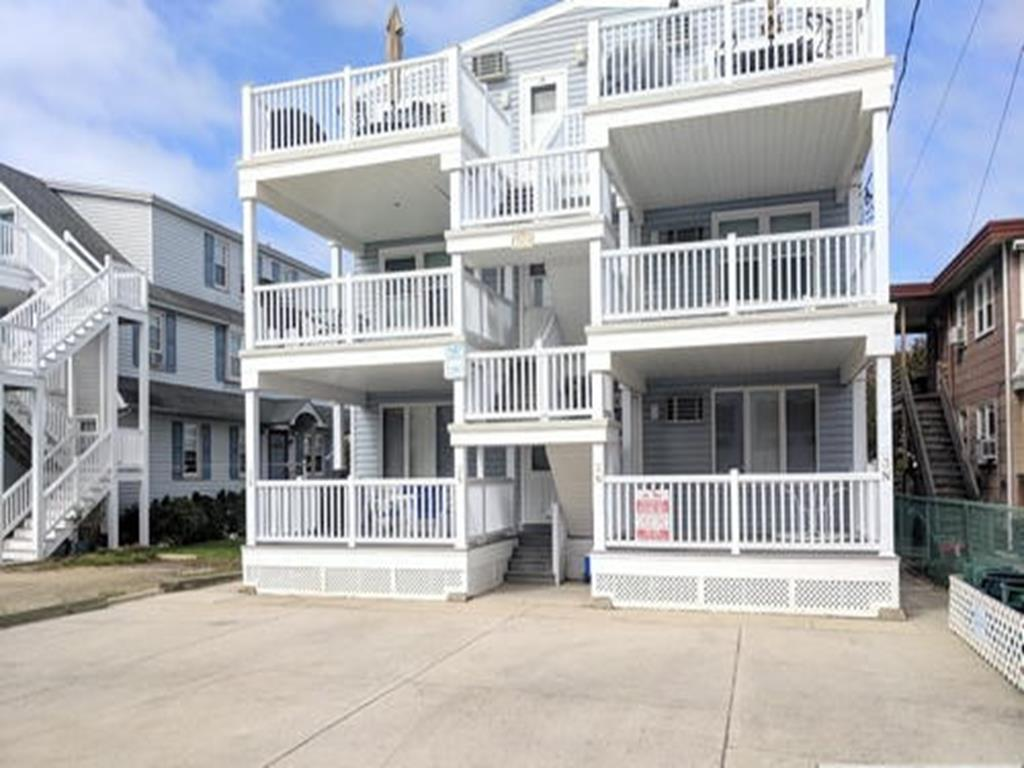 3113 Central Avenue, 1st FL, Ocean City Unit: 1 North Floor: 1