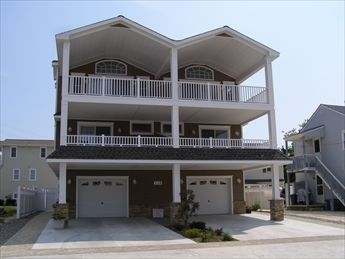 110 82nd St, Sea Isle City Unit: East