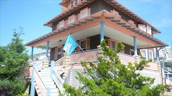 5717 Landis Ave, Sea Isle City Unit: Main House Floor: 2-4