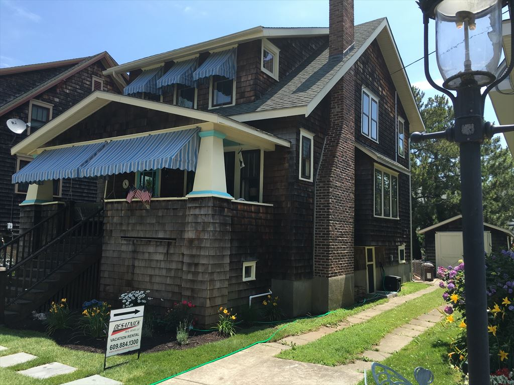 808 Sewell Avenue, Cape May