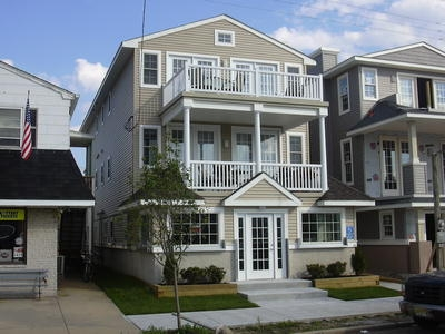 1311 West Avenue, Ocean City Unit: C Floor: 3rd