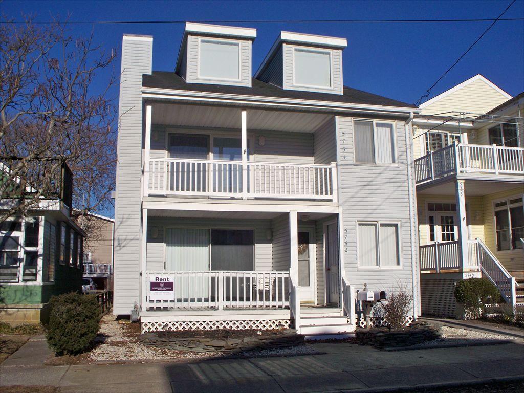 5752 Asbury Avenue, Ocean City Unit: A Floor: 1st