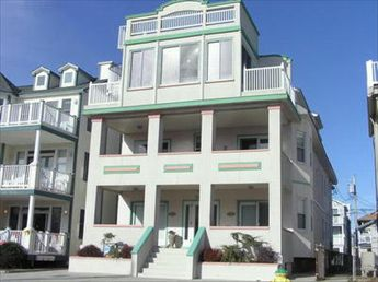 1416 Ocean Avenue, Ocean City Unit: North Floor: 2nd