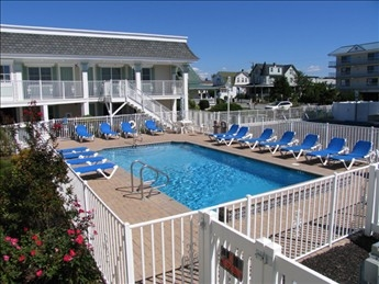 211 Beach Avenue, Cape May Unit: 5 Floor: 1