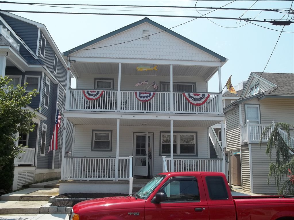 804 1st Street, Ocean City Unit: A Floor: 1st