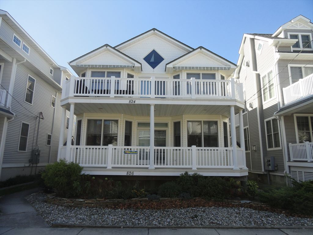 826 3rd Street, Ocean City Unit: A Floor: 1