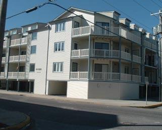 4400 Pleasure Avenue, Sea Isle City Unit: 303 Floor: 3rd