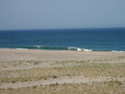 Nauset Beach just 2 miles from property