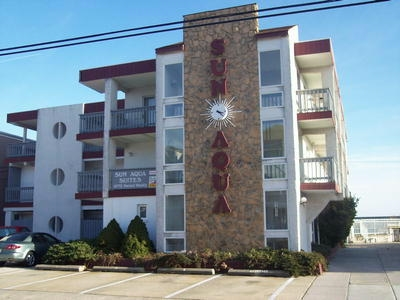1421 Ocean Avenue, Ocean City Unit: 5 Floor: 3rd