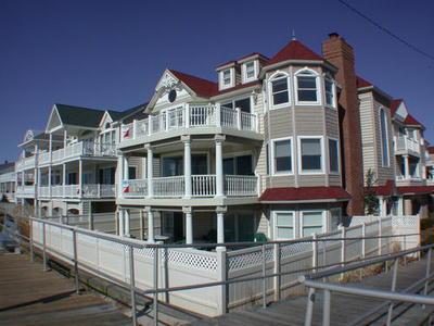 1702 Boardwalk, Ocean City Unit: B Floor: 2nd