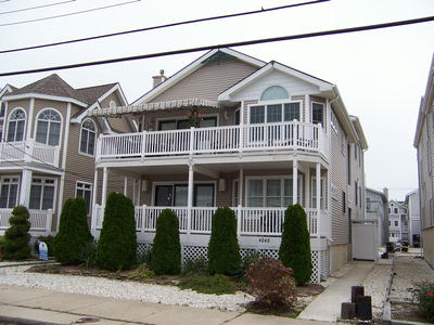 4245 Asbury Avenue, Ocean City Unit: A Floor: 1st
