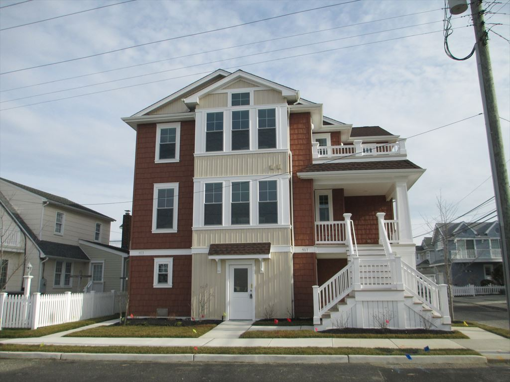 409 27th Street A, Ocean City  Floor: 1st Floor