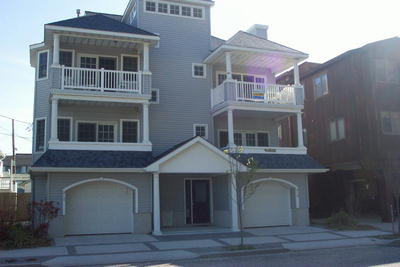 917 3rd Street, Ocean City Unit: A Floor: 1st
