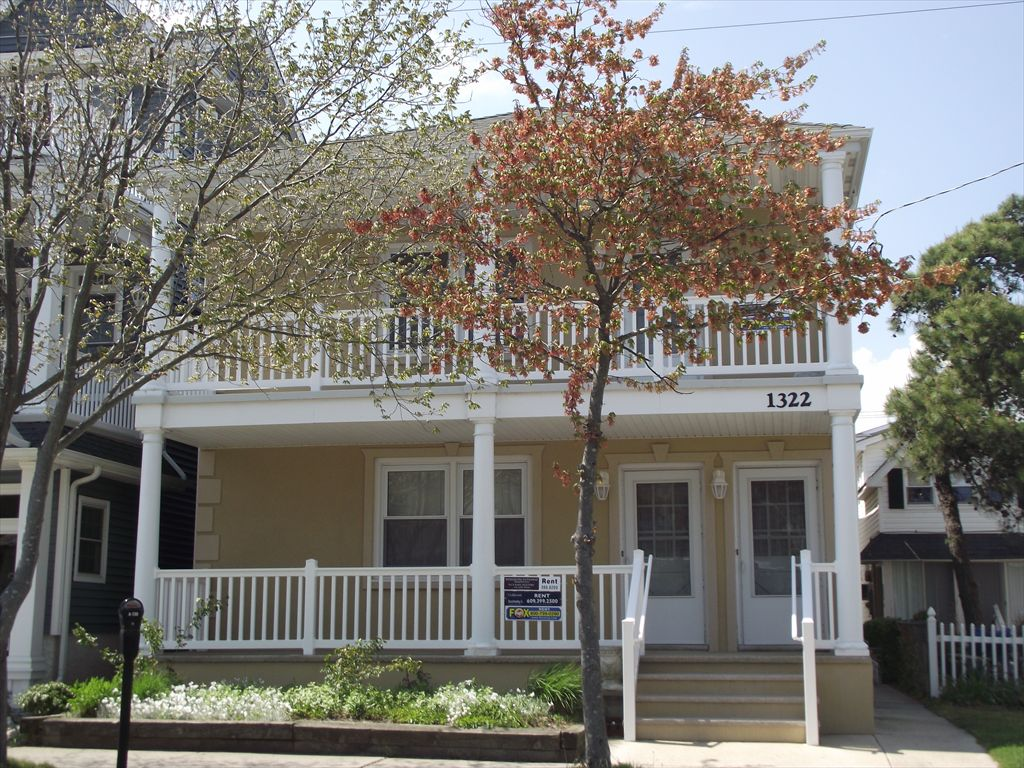 1322 Asbury Avenue, Ocean City Unit: A Floor: 1st