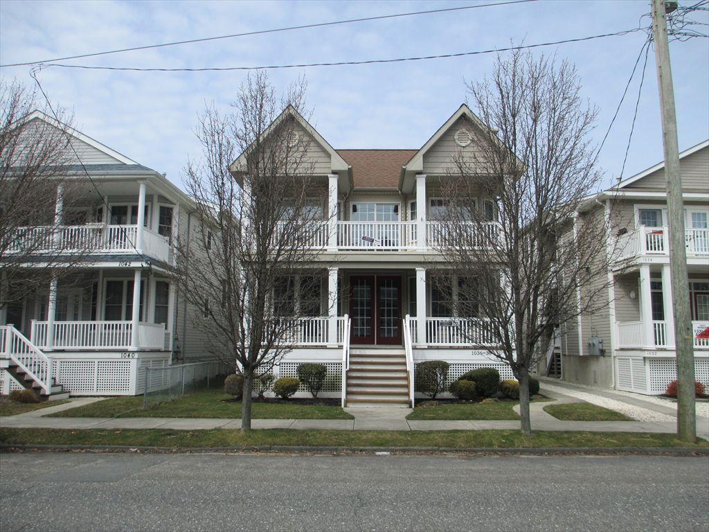 1036 Central Avenue, Ocean City Unit: A Floor: 1st