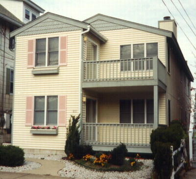 809 2nd Street, Ocean City Unit: B Floor: 2nd