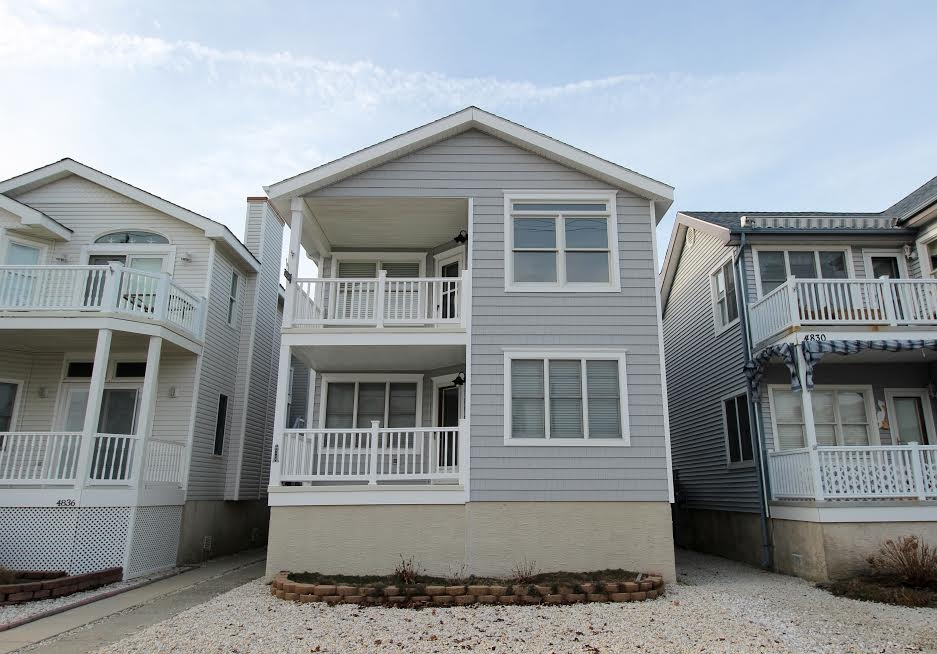 4832 West Avenue, Ocean City Unit: A Floor: 1st