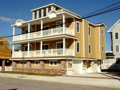 1238 Ocean Avenue, Ocean City Unit: B Floor: 2nd