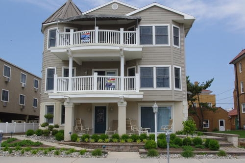 1316 Ocean Avenue C, Ocean City Unit: C Floor: 3rd