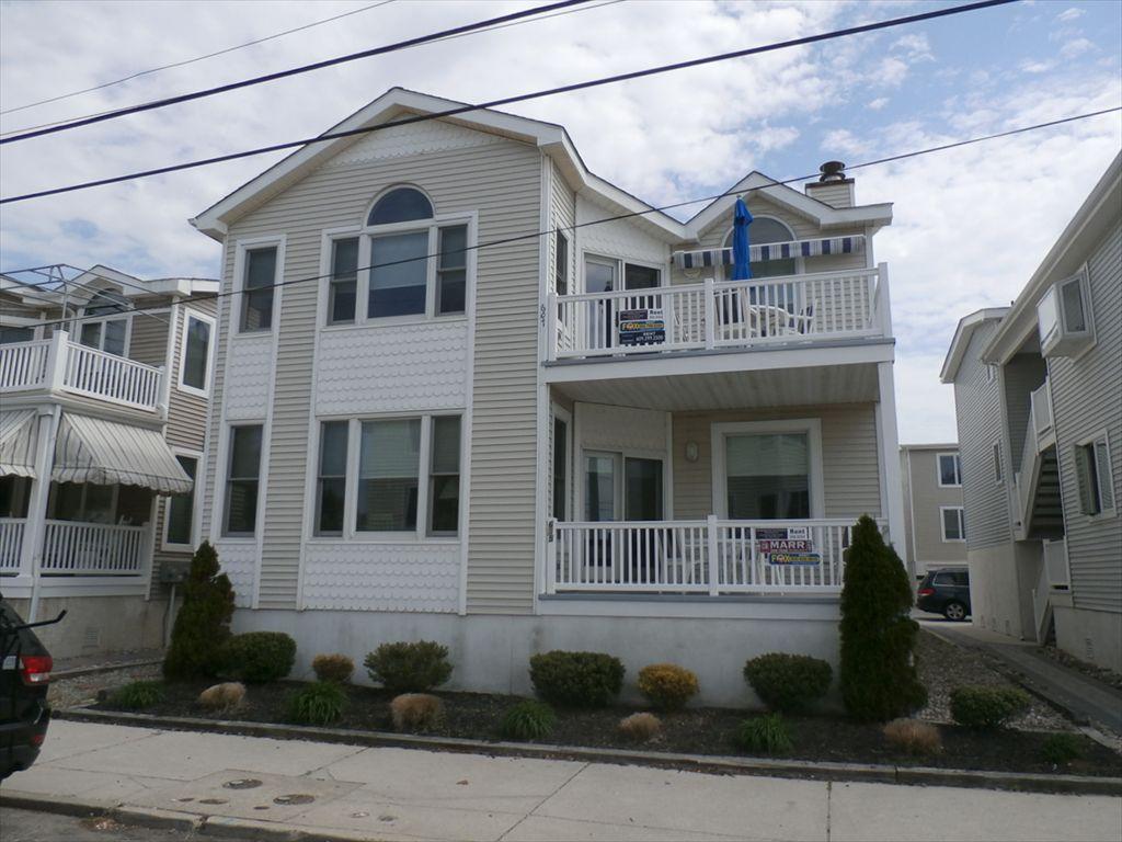 605 18th Street, Ocean City Unit: A Floor: 1st