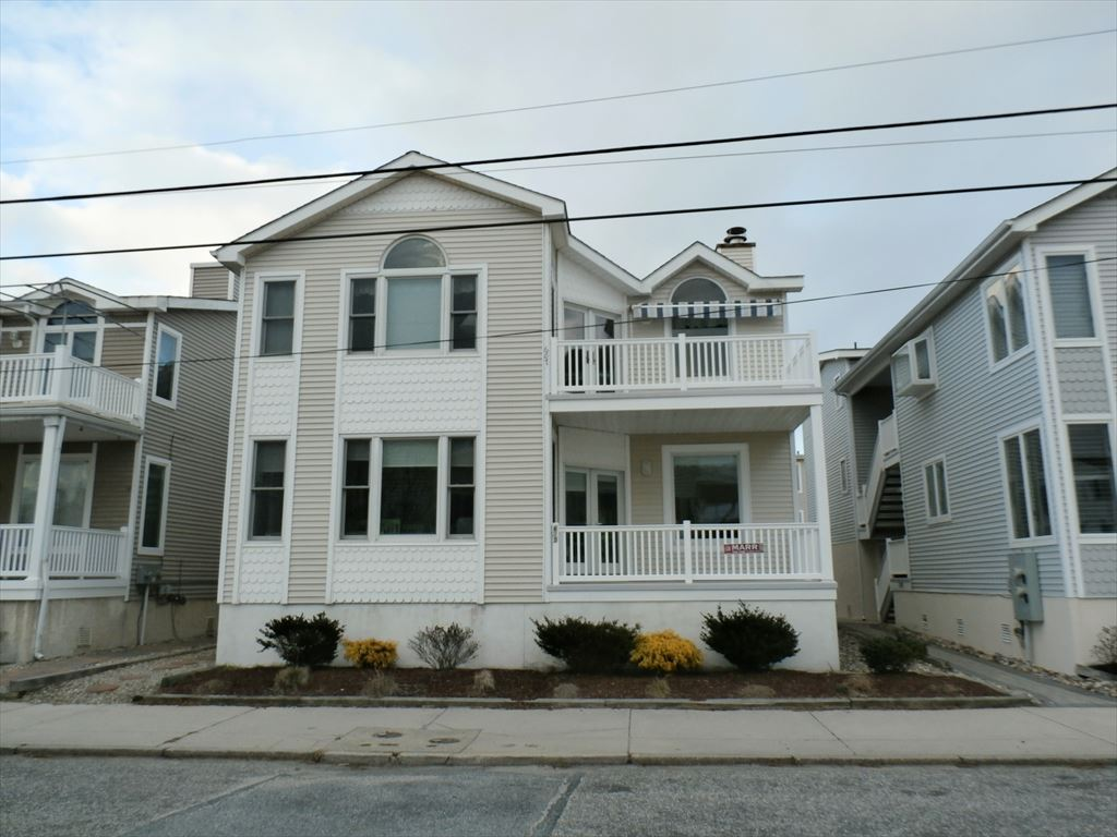 607 18th Street, Ocean City Unit: B Floor: 2nd