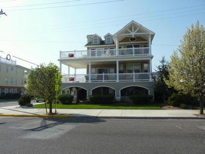 1438 Wesley Avenue, Ocean City Unit: B Floor: 2nd