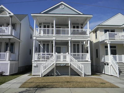 3334 West Avenue, Ocean City Unit: B Floor: 2nd