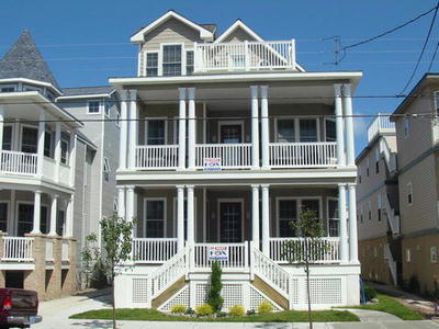 917 2nd Street, Ocean City Unit: B Floor: 2nd