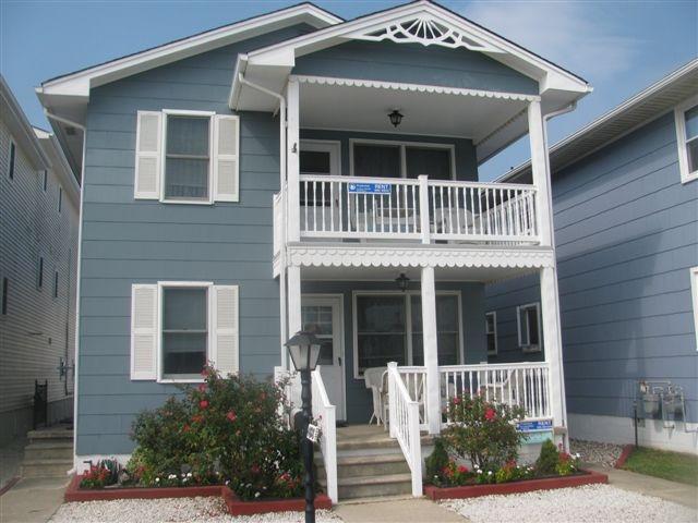 4818 West Avenue, Ocean City Unit: B Floor: 2nd
