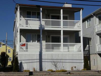 3412 Central Avenue, Ocean City Unit: A Floor: 1st
