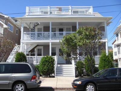 412 Corinthian Avenue, Ocean City Unit: B Floor: 2nd