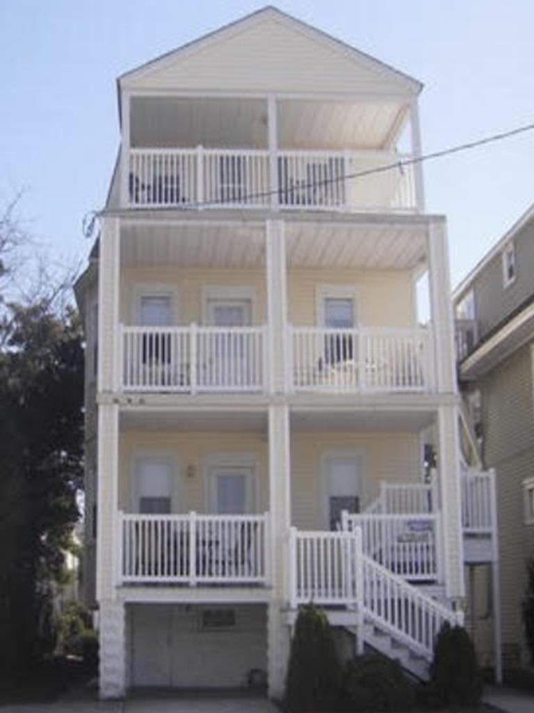 317 Ocean Avenue, Ocean City Unit: A Floor: 1st Front