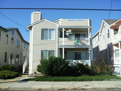 3508 Central Avenue A, Ocean City Unit: A Floor: 1st