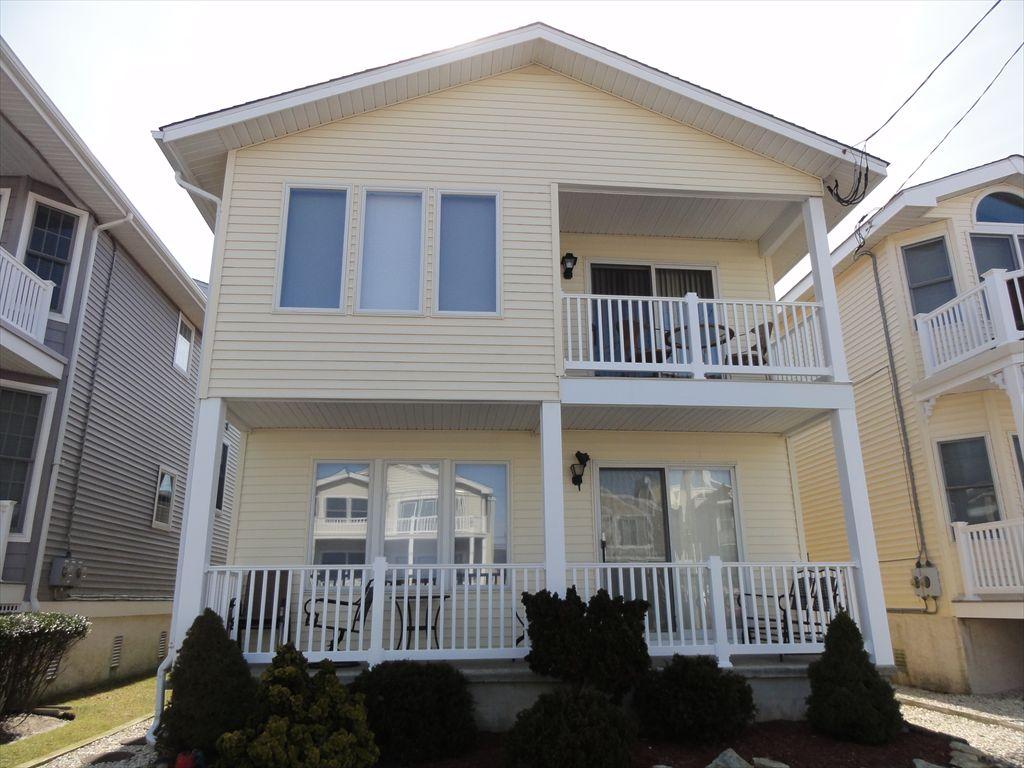 1831 Asbury Avenue, Ocean City Unit: B Floor: 2nd