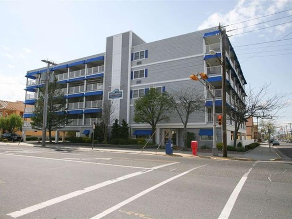 1008 Wesley Avenue, Ocean City Unit: 210 Floor: 2nd