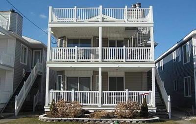 1622 Wesley Avenue, Ocean City Unit: B Floor: 2nd