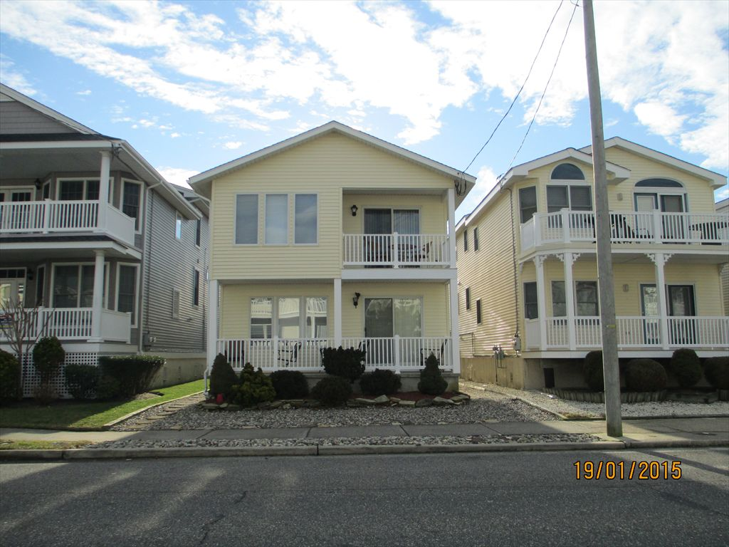 1829 Asbury Avenue, Ocean City Unit: A Floor: 1st