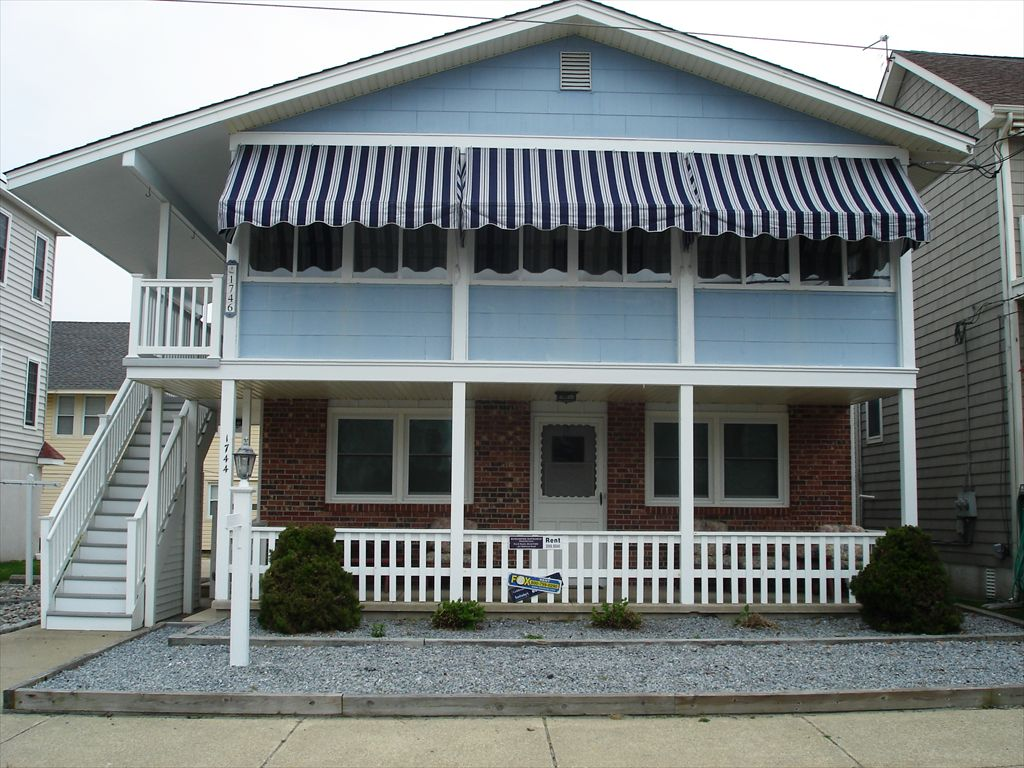 1744 Wesley Avenue, Ocean City Unit: A Floor: 1st