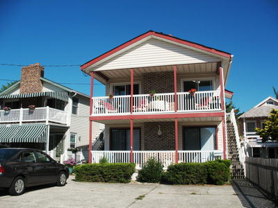 726 Battersea Road, Ocean City Unit: A Floor: 1st