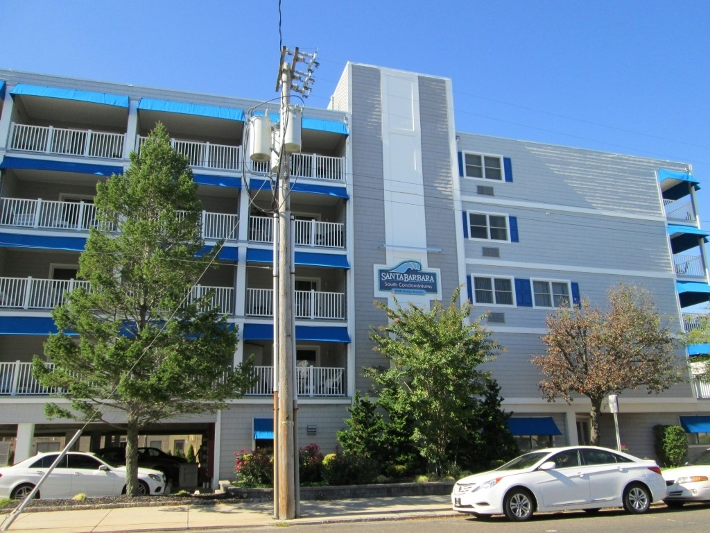 1008 Wesley Avenue, Ocean City Unit: 410 Floor: 4th