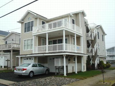 3803 West Avenue, Ocean City Unit: B Floor: 2nd