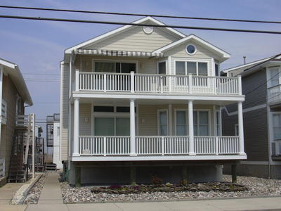 3926 Asbury Avenue, Ocean City Unit: B Floor: 2nd