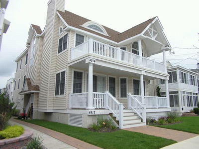 4512 Central Avenue, Ocean City Unit: A Floor: 1st