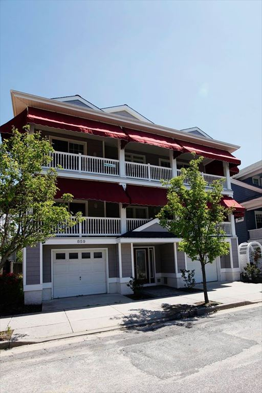 857 Delancey Place, Ocean City Unit: A Floor: 1st