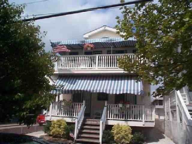 805 2nd Street, Ocean City Unit: B Floor: 2nd