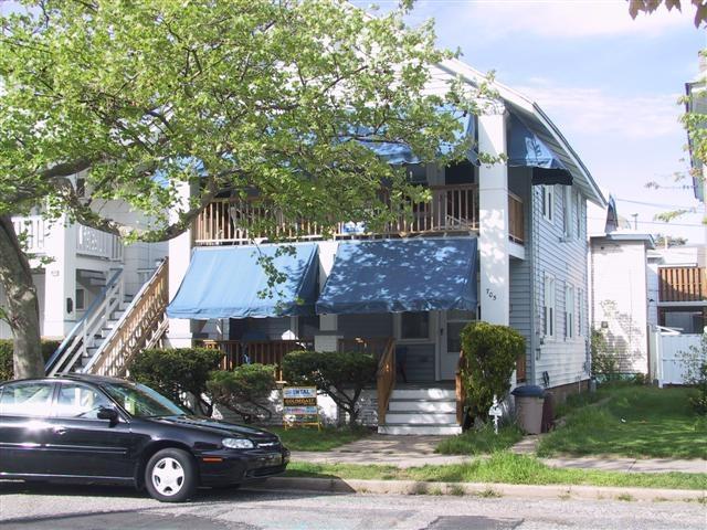 707 3rd Street, Ocean City Unit: B Floor: 2nd