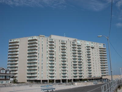 921 Park Place, Ocean City Unit: 1001 Floor: 10th